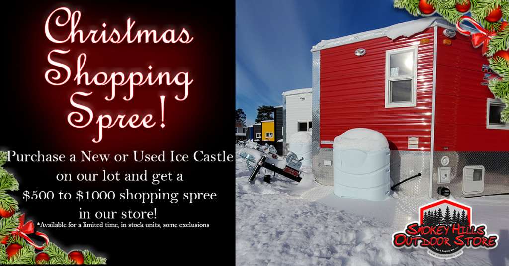 Christmas Shopping Spree at Smokey Hills